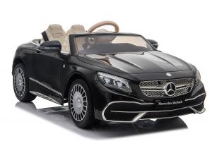 Masinuta electrica Mercedes S650 MAYBACH PREMIUM #Negru0