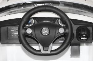 Masinuta electrica Mercedes SLS STANDARD 2x 25W 12V #Alb5