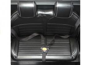 Masinuta electrica Mercedes UNIMOG 4x4 PREMIUM #Alb16