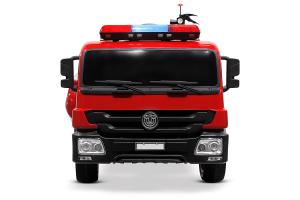 Masinuta electrica Pompieri Fire Truck Hollicy 90W 12V PREMIUM #Rosu [5]