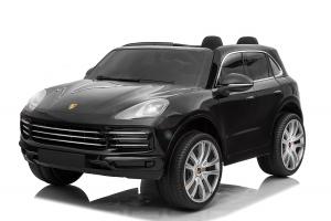 Masinuta electrica Porsche Cayenne XXL PREMIUM #Negru0