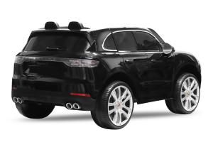 Masinuta electrica Porsche Cayenne XXL PREMIUM #Negru4