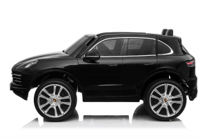 Masinuta electrica Porsche Cayenne XXL PREMIUM #Negru2