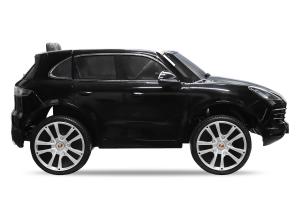 Masinuta electrica Porsche Cayenne XXL PREMIUM #Negru3