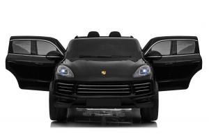 Masinuta electrica Porsche Cayenne XXL PREMIUM #Negru1