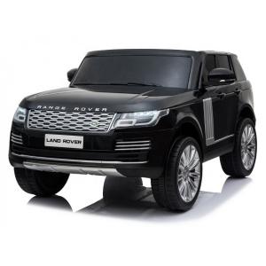 Masinuta electrica Range Rover Vogue HSE 4x4 180W DELUXE, player MP4 #Negru [0]