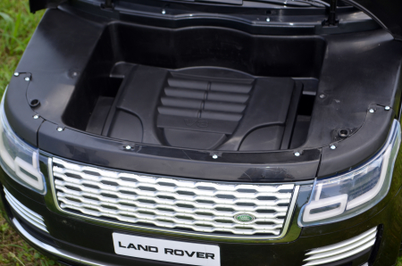 Masinuta electrica Range Rover Vogue HSE 4x4 180W DELUXE, player MP4 #Negru [11]