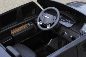 Masinuta electrica Range Rover Vogue HSE STANDARD  #Negru10