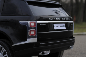 Masinuta electrica Range Rover Vogue HSE STANDARD  #Negru6