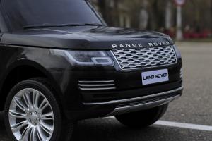 Masinuta electrica Range Rover Vogue HSE STANDARD  #Negru7