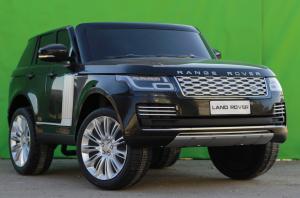 Masinuta electrica Range Rover Vogue HSE STANDARD  #Negru3