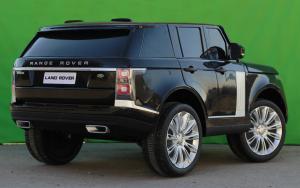 Masinuta electrica Range Rover Vogue HSE STANDARD  #Negru5