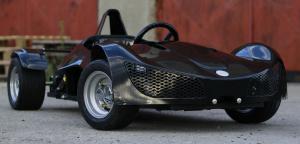 Masinuta electrica RAZER GT 48V 1000W cu 2 viteze #Negru1