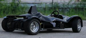 Masinuta electrica RAZER GT 48V 1000W cu 2 viteze #Negru3