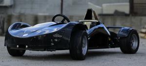 Masinuta electrica RAZER GT 48V 1000W cu 2 viteze #Negru2