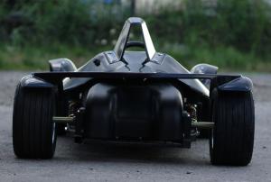 Masinuta electrica RAZER GT 48V 1000W cu 2 viteze #Negru4