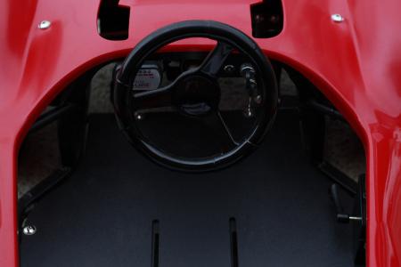 Masinuta electrica RAZER GT 48V 1000W cu 2 viteze #Rosu [6]