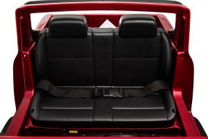 Masinuta electrica Mercedes X-Class 2x45W STANDARD #Albastru4