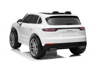 Masinuta electrica Porsche Cayenne XXL PREMIUM #Alb4