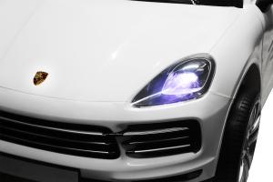 Masinuta electrica Porsche Cayenne XXL PREMIUM #Alb2