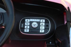 Masinuta electrica VW Beetle Dune Cabrio STANDARD #Roz5