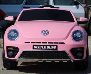 Masinuta electrica VW Beetle Dune Cabrio STANDARD #Roz1