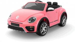 Masinuta electrica VW Beetle Dune Cabrio STANDARD #Roz0