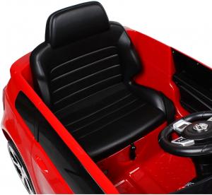 Masinuta electrica VW Golf GTI 2x30W 12V STANDARD #Rosu2