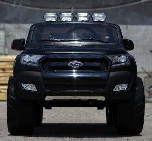 Masinuta electrica Ford Ranger 4x4 cu ROTI MOI 4x45W #Negru1