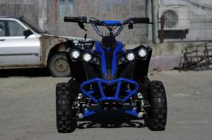 ATV Electric Eco Avenger 1000W 48V cu 3 Trepte de Viteza #Albastru [1]