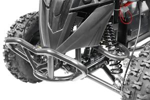 ATV Electric Eco Avenger 1000W 48V cu 3 Trepte de Viteza #Rosu5