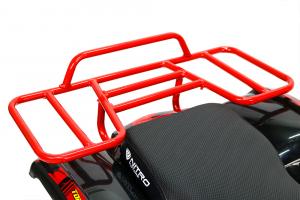 Mini ATV electric NITRO Torino Deluxe Quad 800W 36V #Rosu2