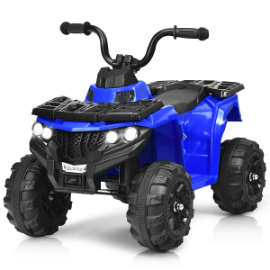 Mini ATV electric Panda BB3201 25W STANDARD #Albastru0