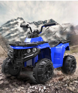 Mini ATV electric Panda BB3201 25W STANDARD #Albastru1