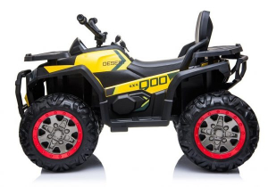 Mini ATV electric DESERT 900 2X45W 12V STANDARD #Galben2