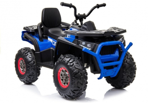 Mini ATV electric DESERT 900 2X45W 12V STANDARD #Albastru0