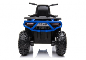 Mini ATV electric DESERT 900 2X45W 12V STANDARD #Albastru6