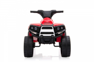 Mini ATV electric PANDA 25W STANDARD #Rosu0
