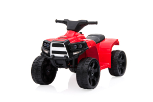 Mini ATV electric PANDA 25W STANDARD #Rosu1