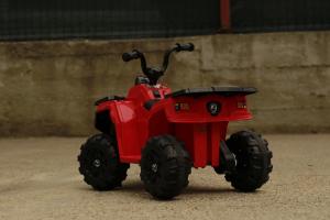 Mini ATV electric Panda BB3201 25W STANDARD #Rosu10