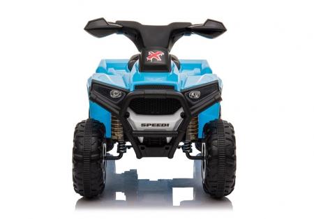 Mini ATV electric pentru copii BJ116 35W STANDARD #Albastru [1]