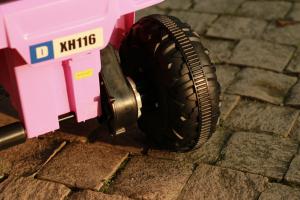 Mini ATV electric pentru copii BJ116 35W STANDARD #Roz9