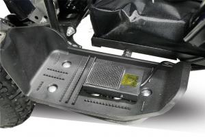 Mini ATV electric pentru copii NITRO Torino Quad 800W 36V # Portocaliu1