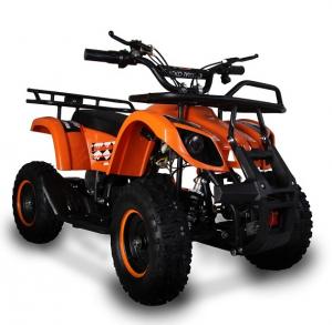 ATV electric pentru copii KXD Torino M5 800W 36V #Portocaliu0