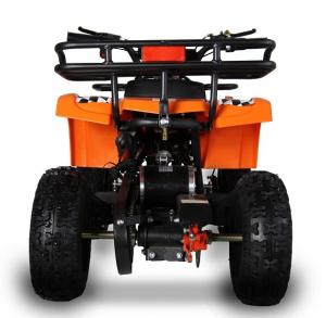 ATV electric pentru copii KXD Torino M5 800W 36V #Portocaliu6