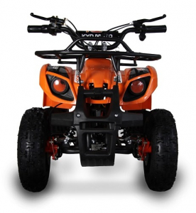 ATV electric pentru copii KXD Torino M5 800W 36V #Portocaliu2