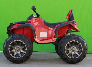 Mini ATV electric Quad Offroad STANDARD #Rosu3