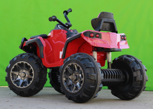 Mini ATV electric Quad Offroad STANDARD #Rosu5
