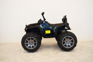 Mini ATV electric Quad Offroad cu Telecomanda STANDARD #Negru2