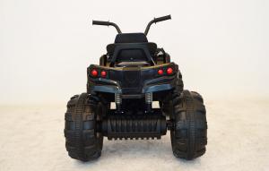 Mini ATV electric Quad Offroad cu Telecomanda STANDARD #Negru4